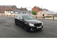 Mercedes-Benz, C CLASS, Saloon, 2007, Manual, 2148 (cc), 4 doors