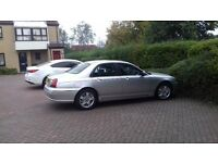 Gorgeous looking Rover 75, 1.8 injection