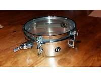 """LP Latin Percussion LP848-SN 8"""" Micro piccolo mini small Snare Drum. Rrp £100"""