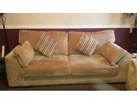 Portland 3 Seater Sofa, Armchair and Footstool