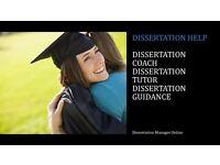 Dissertation Coach, Dissertation Help