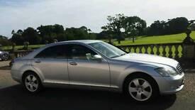 S Class 350 l lwb limousine lpg gas