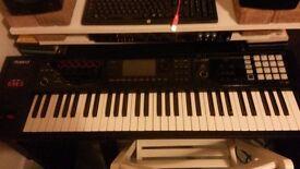 Roland FA-06 Workstation/Synth