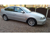 2002 TOYOTA AVENSIS SR 1.8 PETROL LOW MILES 52.000