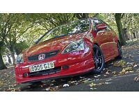 Mint civic type r ep3 2005 not rs rs4 rs6 evo m3 seat audi