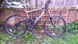 Saracen bicycle