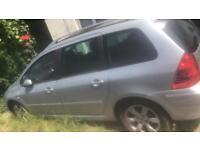 Peugeot 307 sw 08