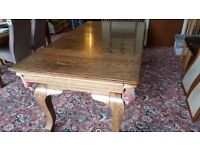 Snooker/dining table by Riley of Accrington