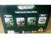 Qualcast 12oow electric rotary mower