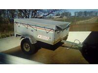 Bargain tipper trailer
