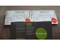 London Roundhouse Barenaked Ladies Tickets September 9th
