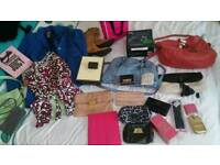 Authentic juicy couture items and Michael kors and prada etc all reasonable price