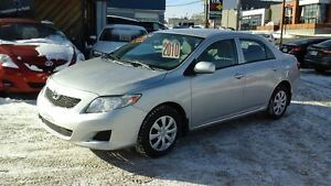 2010 Toyota Corolla CE (A4),gr commodité,A/C, CRUISE