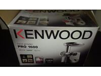 Kenwood pro 1600 meat grinder great condition