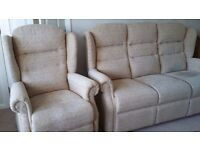 Three Piece Suite For Sale.