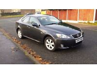 LEXUS IS 220D FSH WITH 9 STAMPS LOW MILEAGE