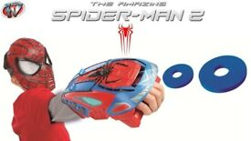 The Amazing Spiderman 2 motorized web blaster nerf toy RRP £21