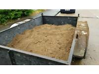 Free good quality topsoil free local delivery!