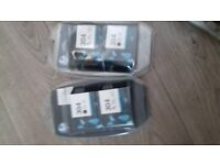 HP Ink Cartridge 304 Black and Tri-colour, x2 sealed boxes.