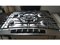 NEFF INTERGRATED OVEN AND SEPERATE HOB