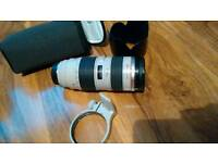 Canon EF 70-200 mm f2.8 mk1 Zoom L Lens - Amazing High End PRO Camera Lens
