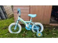 """Children's """"honey bee"""" bicycle"""