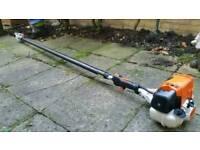 Stihl HT101 telescopic chainsaw pole pruner