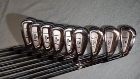 Taylor Made 300 Series Forged irons . 2 - PW ( 9 irons )