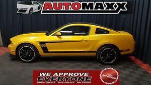 2012 Ford Mustang Boss 302 $285 Bi-Weekly! APPLY NOW!