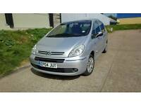 CITROEN PICASSO 1.6 1 OWNER FROM NEW FULL SERVICE HISTORY NEW CLUTCH NEW EXHAUST BARGAIN £595