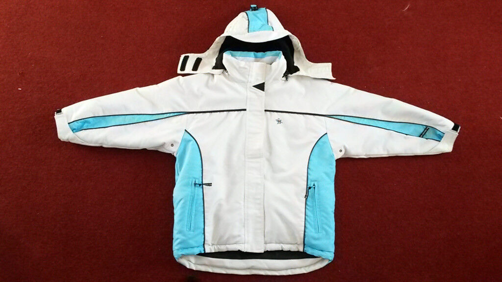 Girls Tog 24 ski/snowboard/winter jacket/coat, age 9-10, very good quality & condition, hardly used