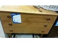 Schreiber retro chest on drawers