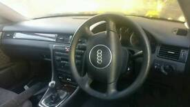 Audi A6 Parts Breaking