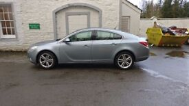 2011 Vauxhall Insignia Low mileage 54k. Full service history