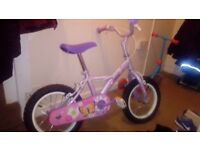 1 boy I girl bike suitable for 4/7 year old