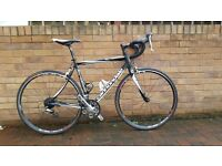 Cannondale Synapse 6 alloy Tiagra 10 speed Size 54 (M).
