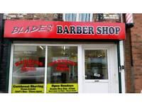 Barber shop for sale in Stockport Edgeley