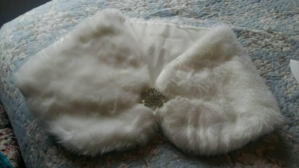 Fur wrap
