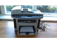 HP printer/scaner