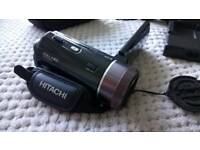 Hitachi full 1080 HD camcorder