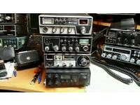 President valery 40 channel mid band cb radio.