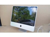 "APPLE IMAC POWERFUL 2.4GHZ 320GB - 4GB CORE 2 DUO 20"" MAC OS X 10.9.5 DVDRW"