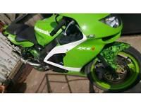 Kawasaki 1999 T plate zx6r ninja
