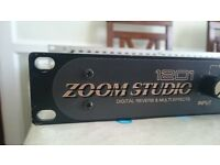 Zoom Studio 1201 Digital Reverb & Multi Effects