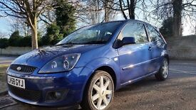 Ford Fiesta 1.4 Zetec - ST leather seats, 45k , 3dr, Service history - SPOTLESS INSIDE + OUT