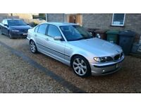 BMW 330D SE 204BHP 2003 6 Speed Manual - Drives well but needs some attention
