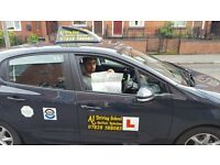 Driving Lesson in Sheffield and Rotherham