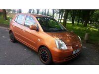 06 KIA picanto ,very cute and reliable car ,long MOT ((bargain))