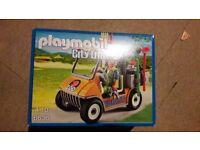 Playmobil Zoo Keepers Truck like new
