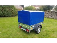 New Trailer 5,25 x 3,62 with cover £530 inc vat